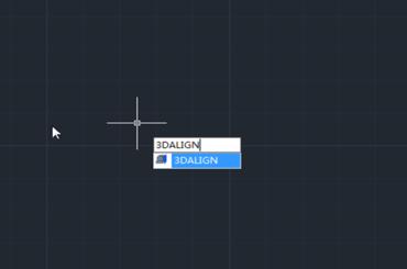 Hướng dẫn sử dụng lệnh Align theo 3 chiều trong GstarCAD
