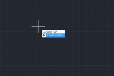 Chỉnh sửa tỉ lệ trong bản vẽ CAD (GstarCAD)