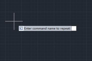 Làm thế nào để lặp lại lệnh đã thực hiện trước đó trong GstarCAD?