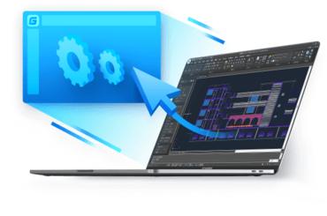 Phần mềm GstarCAD 2021 có gì mới?