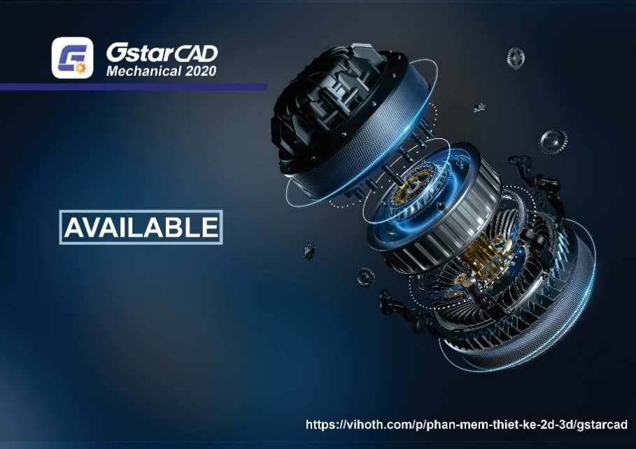 GstarCAD Mechnical 2020